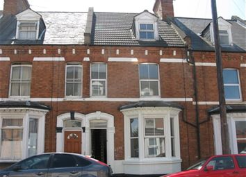 Thumbnail 4 bedroom terraced house to rent in Agnes Road, Northampton
