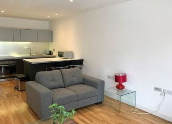 Thumbnail 1 bed flat to rent in The Hub, Manchester