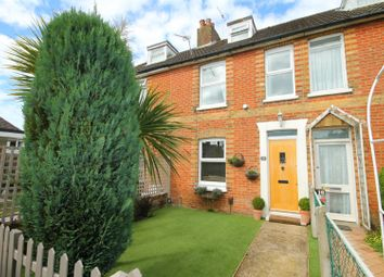 Thumbnail 2 bed terraced house for sale in Mansfield Close, Lower Parkstone, Poole