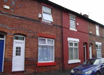 Thumbnail 2 bedroom terraced house for sale in Cronshaw Street, Levenshulme, Manchester
