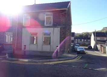 Thumbnail 5 bed end terrace house for sale in North Road, Porth
