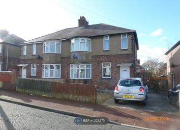 Thumbnail 2 bed flat to rent in Castleside Road, Newcastle Upon Tyne