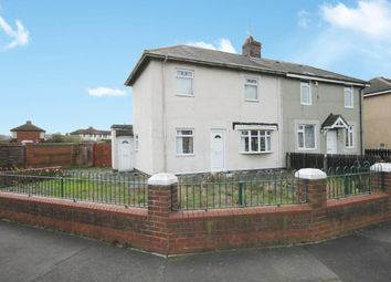Thumbnail 2 bed semi-detached house for sale in Cresswell Road, Middlesbrough
