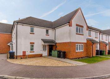 Thumbnail 2 bed flat for sale in Drage Close, Lutterworth, Leicestershire