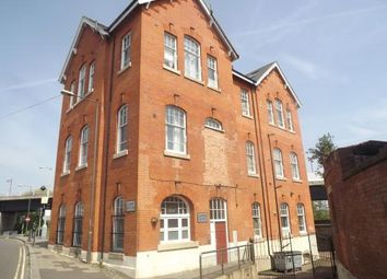Thumbnail 2 bed flat for sale in Amber House, Railway Terrace, Derby, Derbyshire