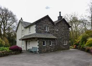 Thumbnail 4 bedroom detached house for sale in Canny Hill, Newby Bridge, Ulverston