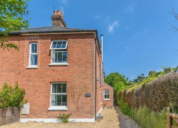 Thumbnail 4 bed cottage to rent in Shortfield Common Road, Frensham, Farnham, Surrey