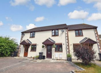 Thumbnail 2 bed terraced house for sale in Purdie Close, Cheddar