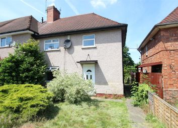 Thumbnail 3 bedroom end terrace house for sale in Dennis Avenue, Beeston, Nottingham