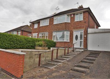 Thumbnail 3 bedroom semi-detached house for sale in Sanvey Lane, Aylestone