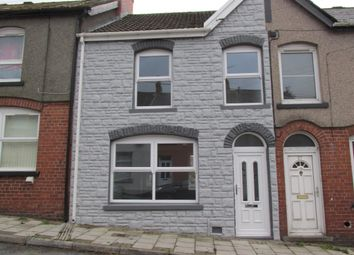 Thumbnail 3 bed terraced house for sale in Arthur Street, Abertysswg, Tredegar