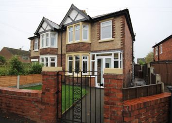 3 bed semi-detached house for sale in Giller Close, Penwortham, Preston PR1