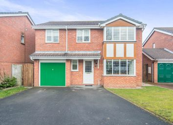 Thumbnail 5 bed detached house for sale in Oldberrow Close, Monkspath, Solihull