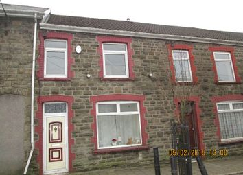 Thumbnail 3 bed terraced house for sale in Caerau Road, Maesteg, Bridgend.