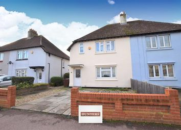 Thumbnail 3 bed semi-detached house for sale in East Road, Chadwell Heath