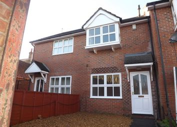 Thumbnail 2 bedroom terraced house to rent in Emily Mews, York