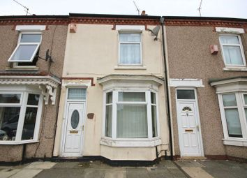 Thumbnail 3 bed terraced house for sale in Rydal Road, Darlington