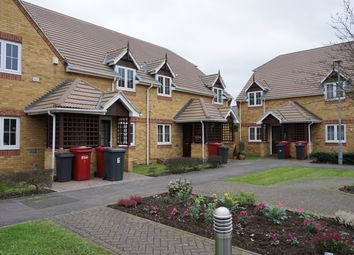 Thumbnail 2 bed flat for sale in Dickens Place, Colnbrook