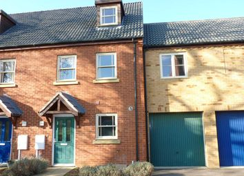 Thumbnail 3 bedroom terraced house to rent in Chapman Road, Wellingborough