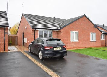 Thumbnail 2 bed bungalow to rent in Church Row, Clipstone, Mansfield