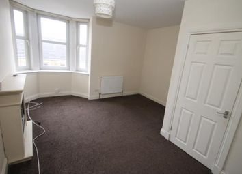 Thumbnail 2 bed flat to rent in B Sidney Street, Saltcoats, North Ayrshire