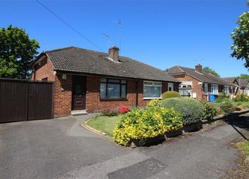 Thumbnail 2 bedroom semi-detached bungalow for sale in Thirlmere Avenue, Allestree, Allestree Derby