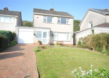 Thumbnail 3 bed detached house for sale in Greave Close, Wenvoe, Vale Of Glamorgan