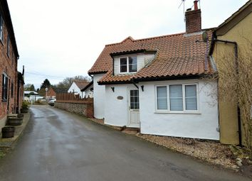 Thumbnail 4 bed semi-detached house for sale in Post Office Lane, Saxthorpe, Norwich, Norfolk.