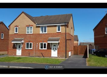 Thumbnail 2 bed semi-detached house to rent in Elmridge Crescent, Bispham