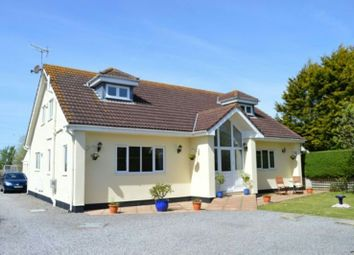Thumbnail 4 bed detached house for sale in Sand Road, Kewstoke, Weston-Super-Mare