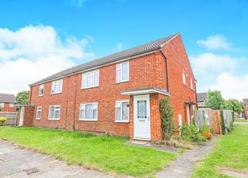 Thumbnail 2 bedroom maisonette for sale in Kings Hedges, Hitchin, Hertfordshire, England