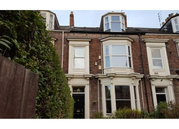 Thumbnail 4 bed maisonette for sale in Claremont Terrace, Sunderland