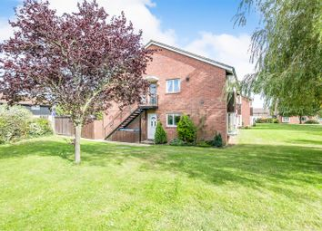 Thumbnail 2 bed flat for sale in Redwald Road, Rendlesham, Woodbridge