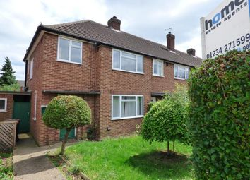 Thumbnail 3 bed end terrace house for sale in Aylesbury Road, Bedford