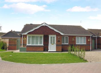 Thumbnail 3 bed detached bungalow for sale in Deansway, Branston, Lincoln