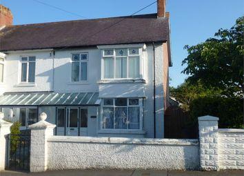 Thumbnail 4 bedroom semi-detached house for sale in Glasdir, Napier Gardens, Cardigan, Ceredigion