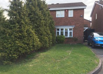 Thumbnail 2 bed semi-detached house to rent in Gadwall Croft, Erdington, Birmingham