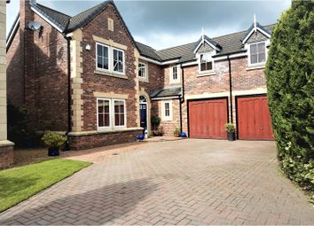 Thumbnail 5 bed detached house for sale in Lanchester Gardens, Blackburn