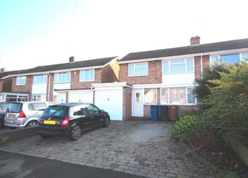 Thumbnail 3 bed semi-detached house for sale in Slade Avenue, Burntwood