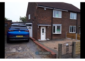 Thumbnail 2 bed semi-detached house to rent in Birch Drive, Kippax, Leeds