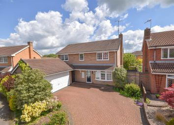 Thumbnail 4 bed detached house for sale in Hollinwell Court, Edwalton, Nottingham