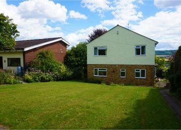 Thumbnail 4 bed detached house for sale in Pilgrims Road, Rochester