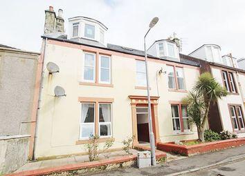 Thumbnail 1 bedroom flat for sale in 12, Miller Street, Top Floor, Millport KA280Er