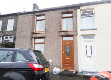 Thumbnail 2 bed terraced house for sale in Graig-Yr-Eos, Tonypandy