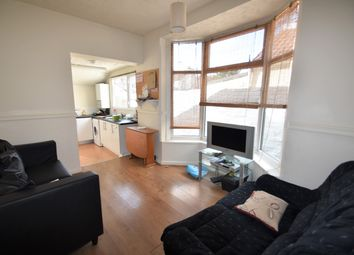 Thumbnail 5 bed terraced house to rent in Percy Road, Southsea