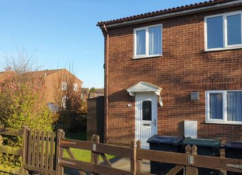 Thumbnail 1 bed semi-detached house to rent in Branton Close, Luton