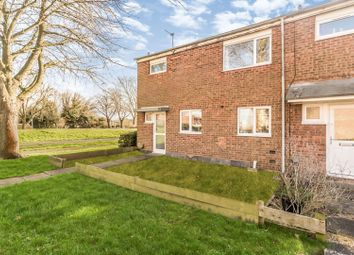 Thumbnail 3 bed end terrace house for sale in Minehead Way, Stevenage