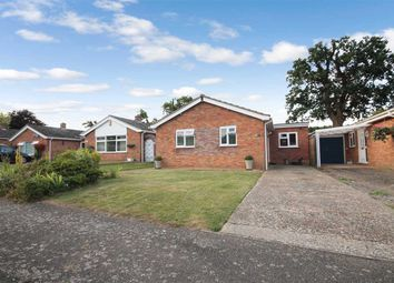 Thumbnail 3 bed bungalow for sale in The Beeches, Little Blakenham, Ipswich