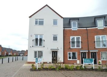 Thumbnail 5 bed town house to rent in Comet Avenue, Newcastle-Under-Lyme