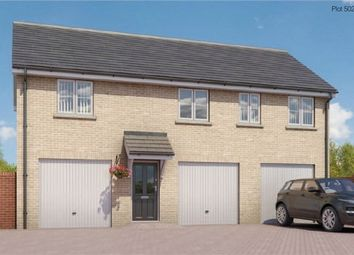 Thumbnail 2 bed detached house for sale in The Renard At Chiswell Place, New Cardington, Bedfordshire